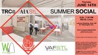 Summer Social Hour(s); The Resource Center @ AIA St. Louis Update