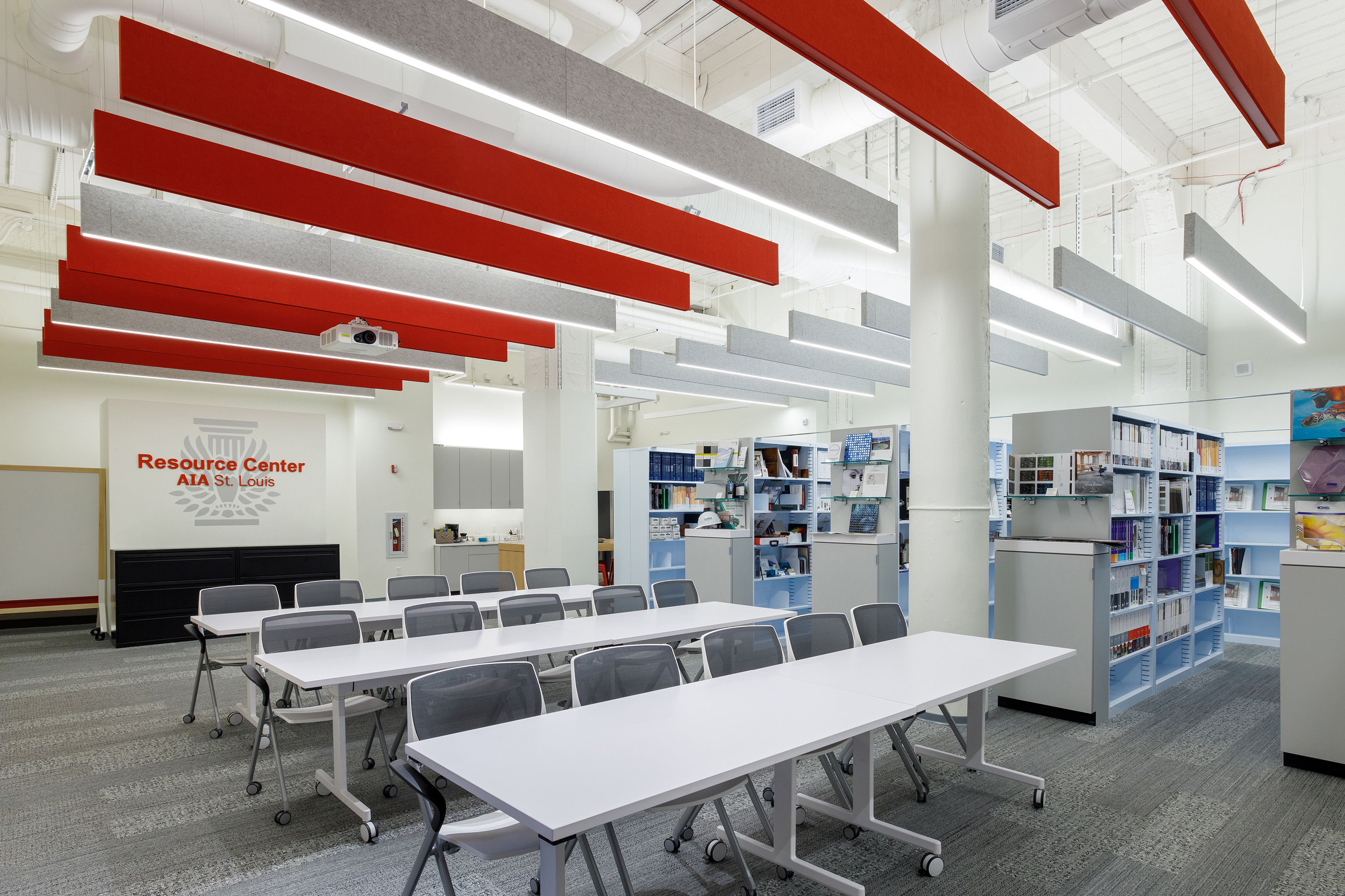 The Resource Center Aia St Louis Facts American Institute Of Architects St Louis