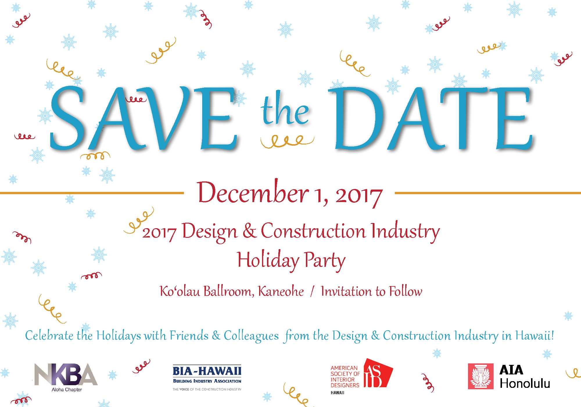 Stay Tuned 2nd Annual Holiday Party