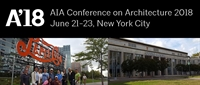 A'18 AIA - Conference on Architecture 2018