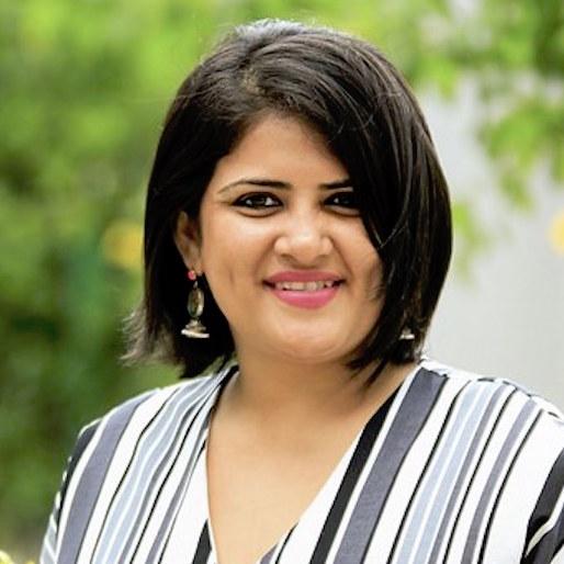 Jainee Gandhi