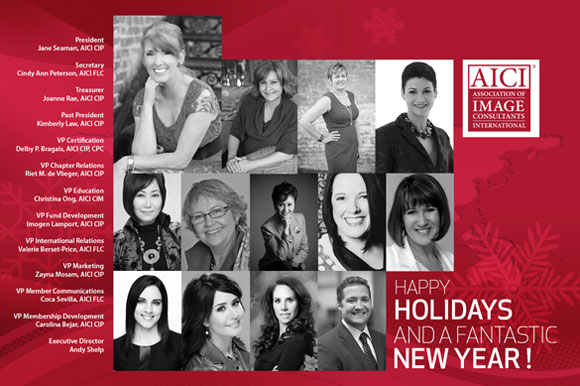 Happy Holidays from AICI