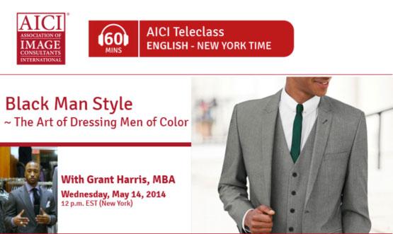 teleclass black man style
