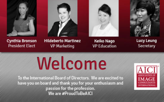 Welcome Board of Directors