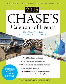 Image Day in Global Media Guide of Chase's Calendar of Events
