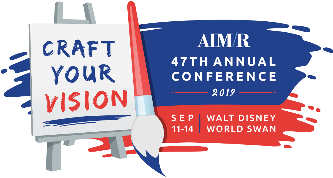 Craft Your Vision – 47th Annual Conference – Sep 11-14, 2019, Walt Disney World Swan