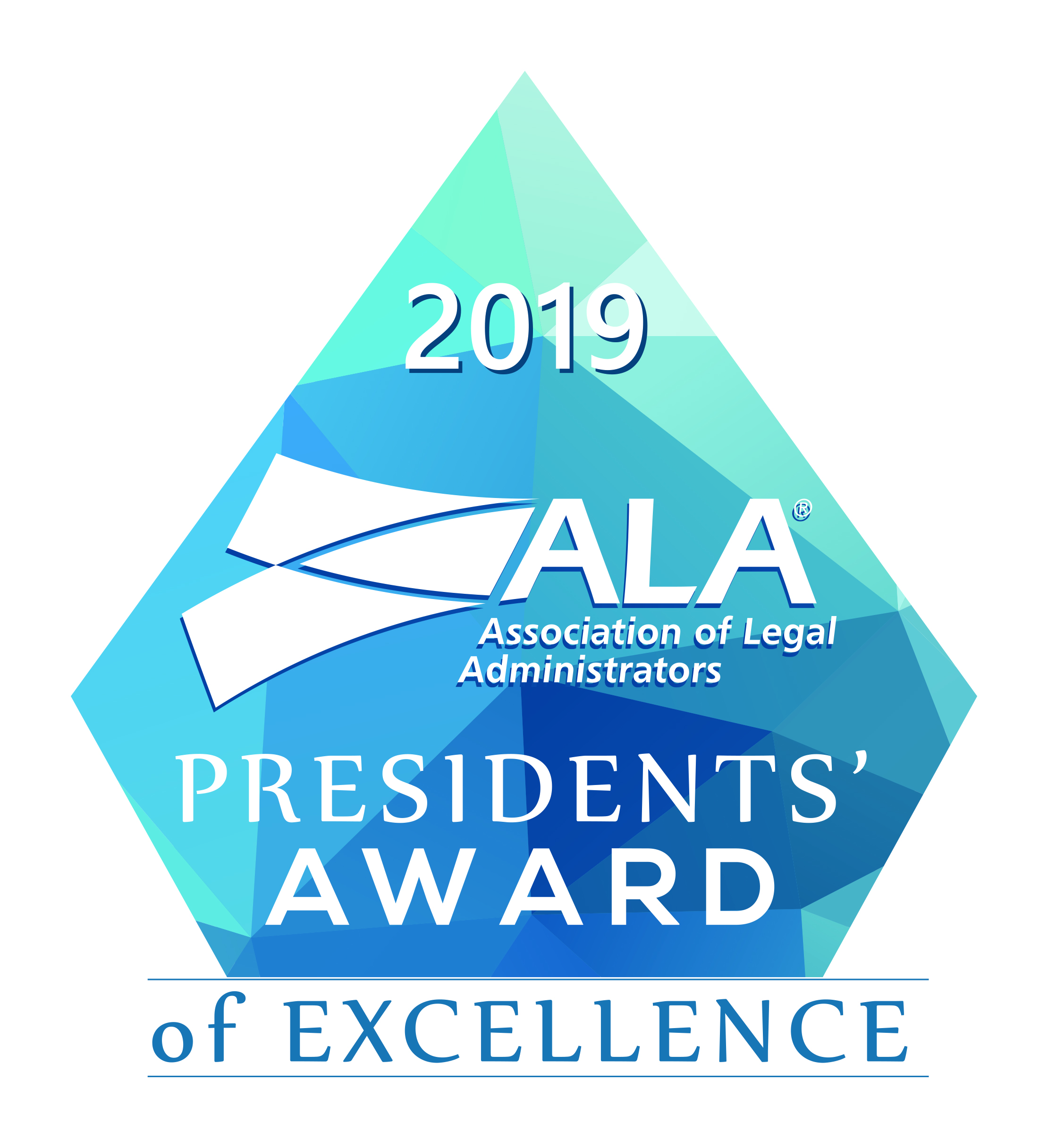 2019 ALA Presidents' Award of Excellence