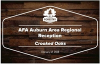 2019 Auburn Area Regional Reception and  Capital District Meeting