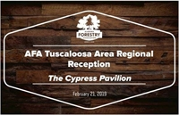 2019 Tuscaloosa Area Regional Reception & Warrior District Meeting