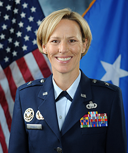 Brigadier General Heather L. Pringle