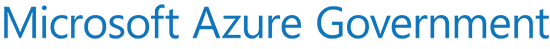 Microsoft Azure Government Logo
