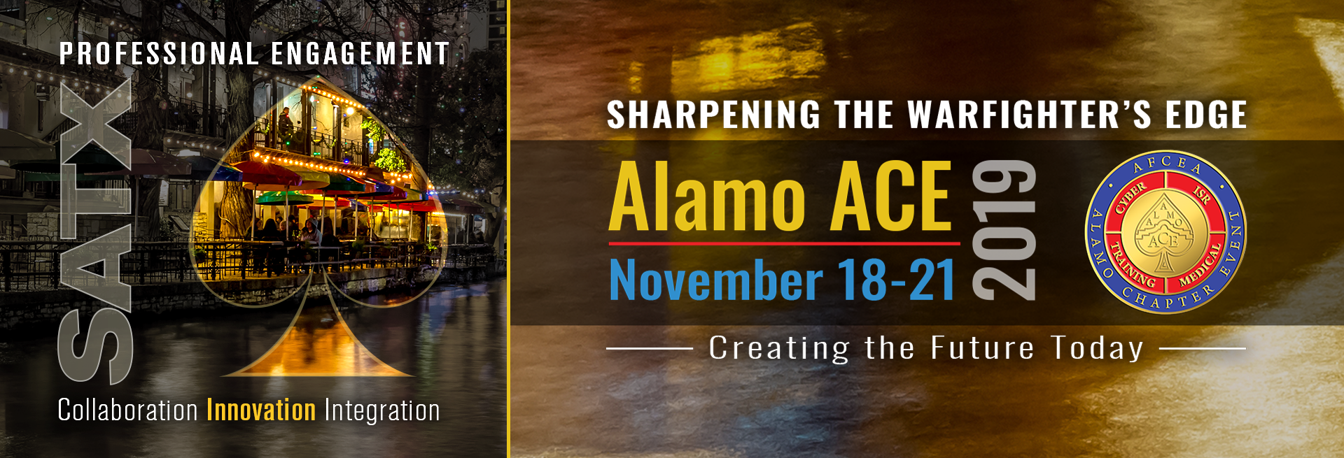 Alamo AFCEA ACE | Alamo Chapter of the Armed Forces