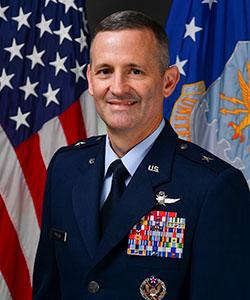 Brig. Gen. Bradley L. Pyburn photo