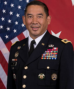 Army Maj. Gen. Garrett S. Yee photo