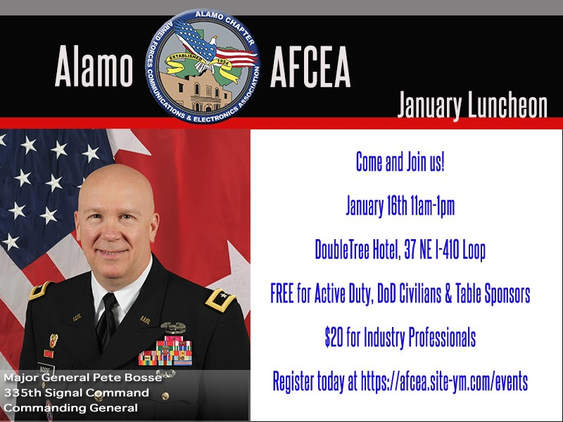 January 2018 Luncheon Information graphic