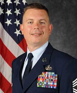 "Chief Master Sergeant James ""Dan"" Farmer photo"