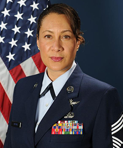 Chief Master Sergeant Michelle M. Stavig photo