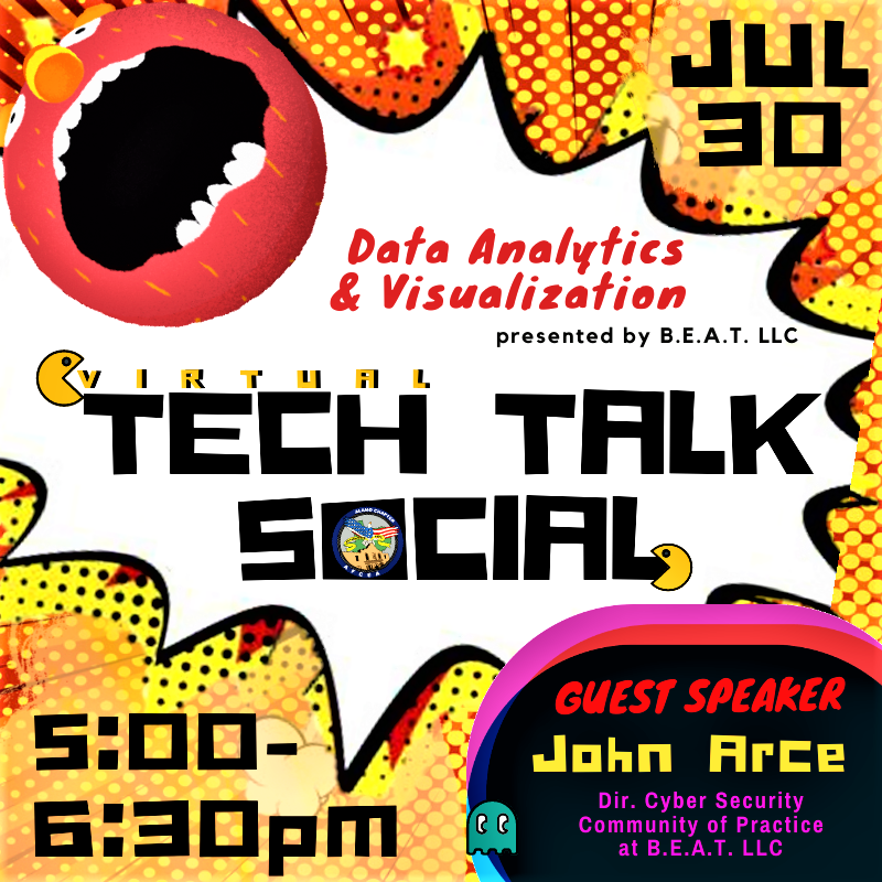 YAC Tech Talk graphic