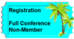 2018 Conference Registration NON MEMBER