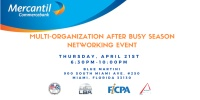 ALPFA Miami - Multi-Organization After Busy Season Networking Event