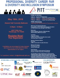ALPFA PROFESSIONAL DIVERSITY CAREER FAIR & DIVERSITY & INCLUSION SYMPOSIUM