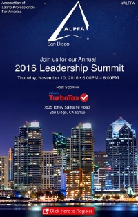 ALPFA San Diego Leadership Summit