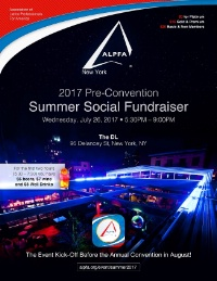 ALPFA NY Pre-Convention Summer Social