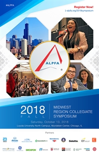 2018 Midwest Region Student Symposium - Fall