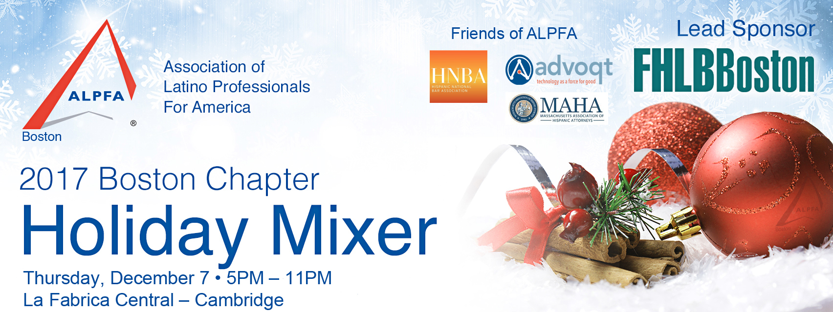 alpfaorg association of latino professionals for america 2017 holiday mixer banner ed boston application development job description alpfa - Application Development Job Description