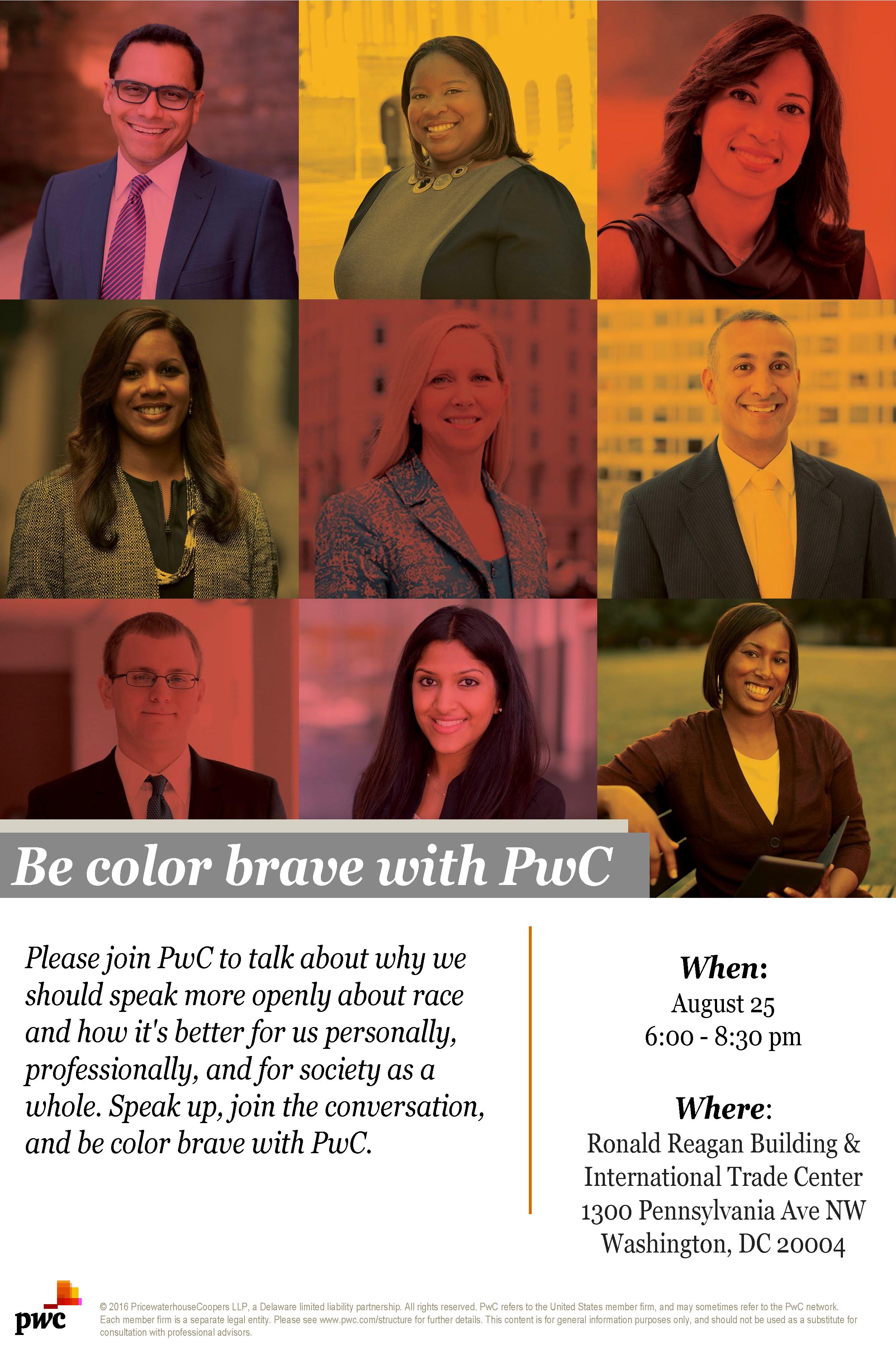 PwC Color Brave