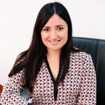 Maria Gianotti, ALPFA SF President