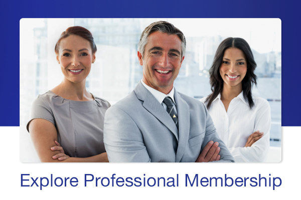 Explore Professional Membership Options