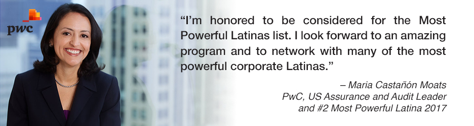 Most Powerful Latinas Banner