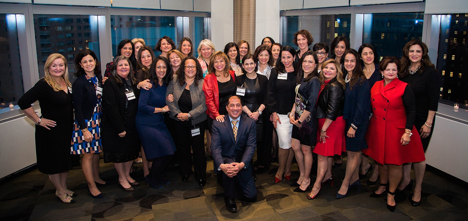 Raymond Arroyo and The Most Powerful Latinas