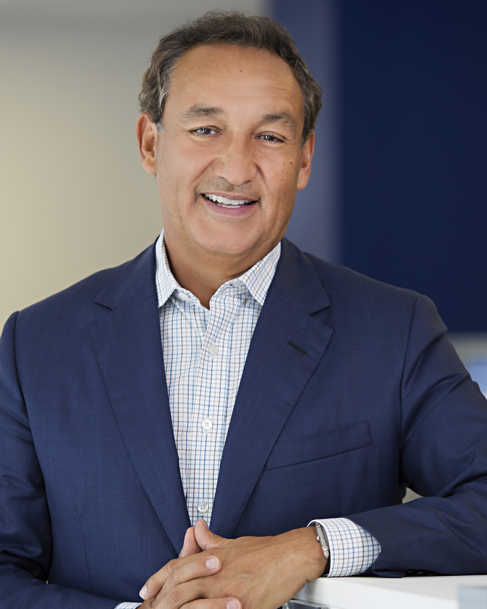 Oscar Munoz, Chief Executive Officer, United Airlines