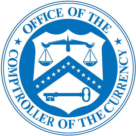Office of Comptroller of Currency