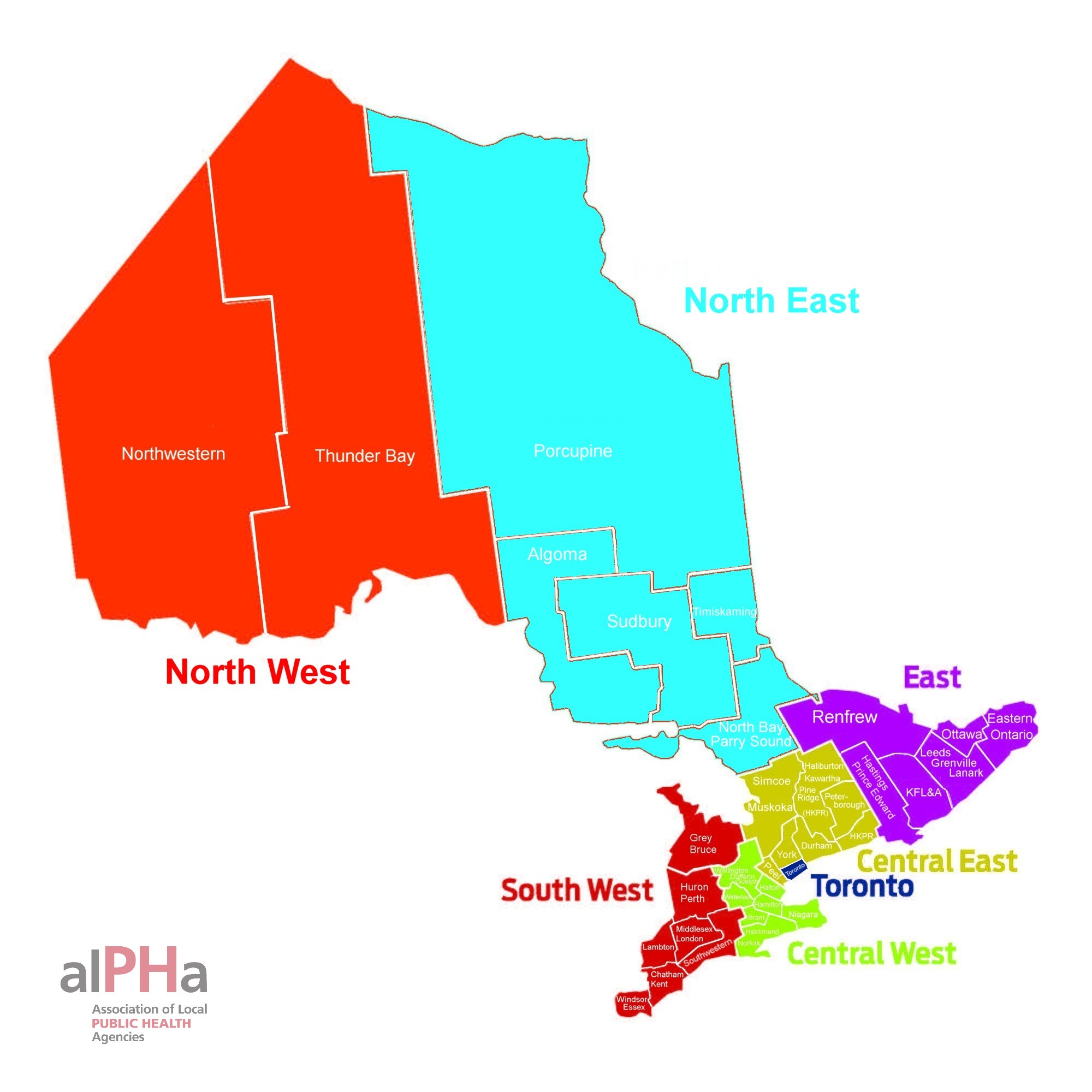 Public Health Units Association Of Local Public Health Agencies
