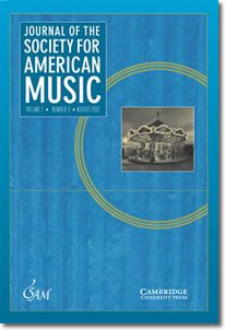 JSAM: Information for Authors - Society for American Music