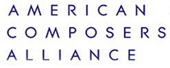 American Composers Alliance