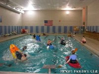 Vermont Paddlers Club: Pool Session