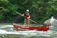 2012 Canoe Poling National Championships