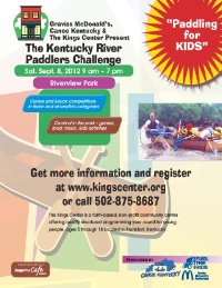 Kentucky River Paddler's Challeng