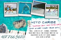 Standup Paddleboard & Yoga Caribbean Retreat