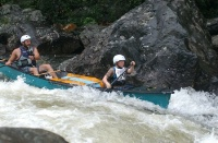 2015 ACA Whitewater Open Canoe Downriver National Championships