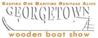 25th Annual Georgetown Wooden Boat Show