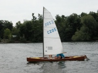 Canoe Sailing National Championships