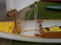 Canoe Sailing Workshop