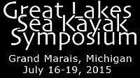Great Lakes Sea Kayak Symposium