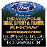 2015 Indianapolis Sport Boat Travel show - Quiet Sports Expo