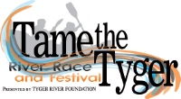 Tame the Tyger River Race and Recreational Float